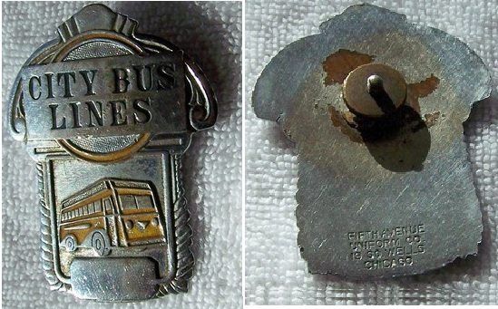 Very Rare Individual Southern Coach Lines Bus Token Chattanooga Tennessee