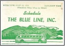 blue line sched