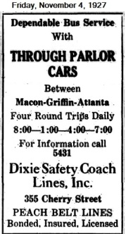 Dixie Safety Coach