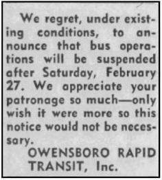owensboro rapid trans 8