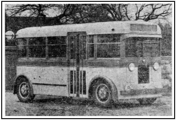 RAPID TRANSIT BUS