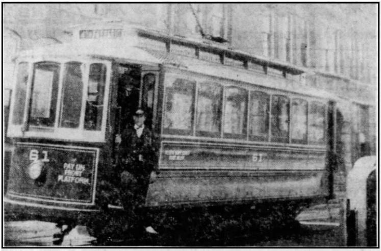 street car 9
