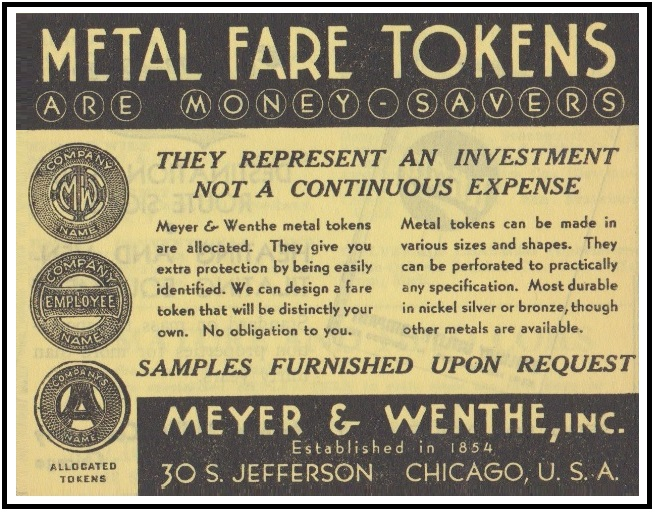 tokens advert 1